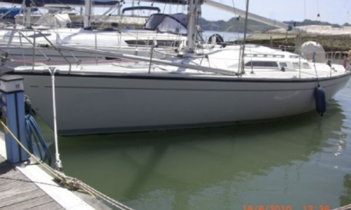 Image of Dehler 37 CWS for sale in Portugal for €68,000 (£60,733) LISBON, Portugal