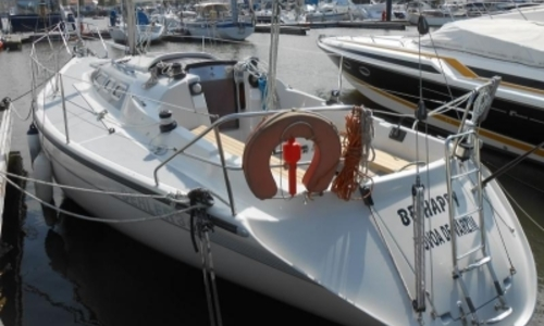 Image of Dehler 34 for sale in Portugal for €37,000 (£32,314) LISBON, Portugal