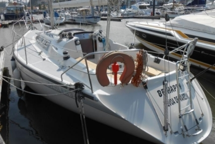 Dehler 34 for sale in Portugal for €37,000 (£32,646)