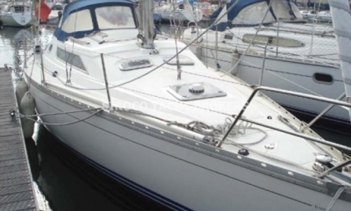 Image of Jeanneau Sun Odyssey 30 for sale in Portugal for €28,000 (£24,392) LISBON, Portugal