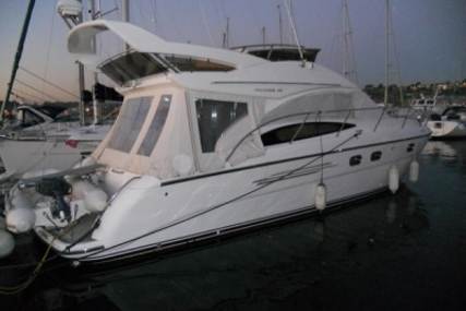 Princess 42 for sale in Portugal for €250,000 (£220,583)