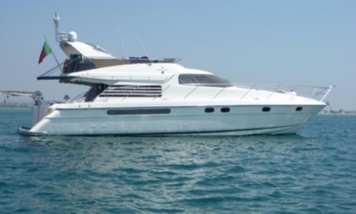 Image of Fairline Squadron 56 for sale in Portugal for €258,000 (£226,923) LISBON, Portugal