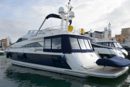 Fairline Squadron 70 for sale in Portugal for €990,000 (£881,583)