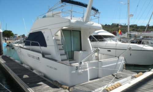 Image of Beneteau Antares 13.80 for sale in Portugal for €175,000 (£152,834) ALGARVE, Portugal
