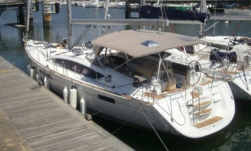 Image of Jeanneau Sun Odyssey 53 for sale in Portugal for €230,000 (£204,381) ISLANDS OF , Portugal
