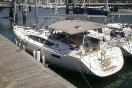 Jeanneau Sun Odyssey 53 for sale in Portugal for €230,000 (£202,113)