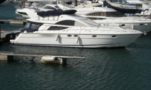 Image of Fairline Phantom 46 for sale in Portugal for €225,500 (£199,272) LISBON, Portugal