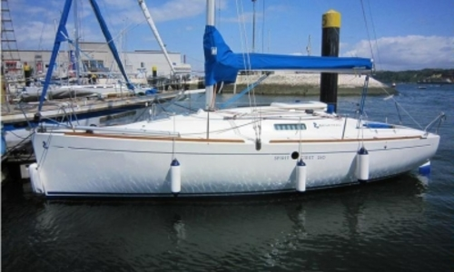 Image of Beneteau First 260 Spirit for sale in Portugal for €23,000 (£20,246) LISBON, Portugal