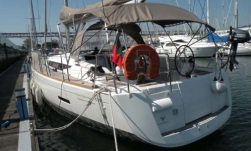 Image of Jeanneau Sun Odyssey 439 for sale in Portugal for €190,000 (£167,251) LISBON, Portugal