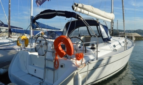 Image of Beneteau Cyclades 43.3 for sale in Portugal for €108,000 (£93,927) LISBON, Portugal