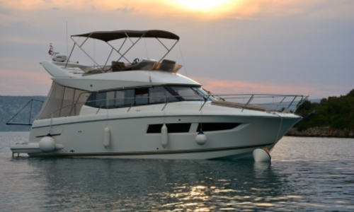 Image of Prestige 350 for sale in Croatia for €195,000 (£171,991) SUKOSAN, Croatia