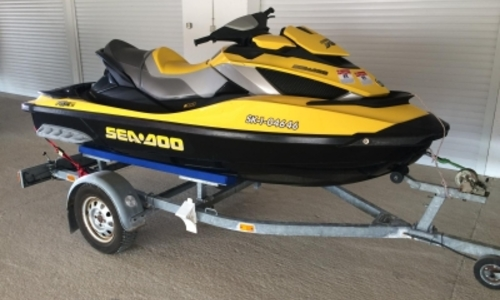 Image of Sea Doo RXT 260 for sale in Croatia for €8,000 (£7,035) SUKOSAN, Croatia