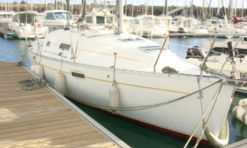 Image of Beneteau Oceanis 281 for sale in France for €28,000 (£24,998) SAINT QUAY PORTRIEUX, France