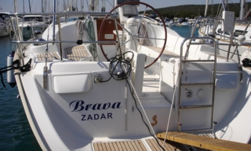 Image of Beneteau Oceanis 423 for sale in Croatia for €75,000 (£66,776) ZADAR, Croatia