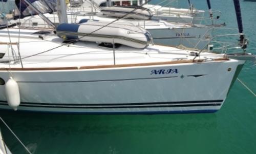 Image of Jeanneau Sun Odyssey 44i for sale in Croatia for €115,000 (£98,399) SUKOSAN, Croatia