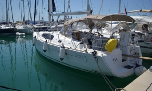 Image of Beneteau Oceanis 40 for sale in Croatia for €95,000 (£85,317) SUKOSAN, Croatia