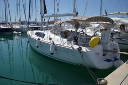 Beneteau Oceanis 40 for sale in Croatia for €95,000 (£83,625)