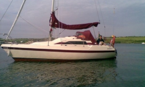 Image of Hunter Horizon for sale in Ireland for €16,950 (£14,943) CORK, Ireland