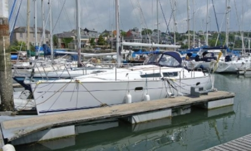 Image of Jeanneau Sun Odyssey 32i for sale in Ireland for €54,950 (£49,153) CORK, Ireland