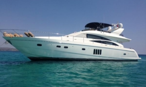 Image of Princess 67 for sale in Turkey for £765,000 Turkey