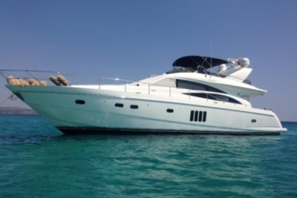 Princess 67 for sale in Turkey for £765,000