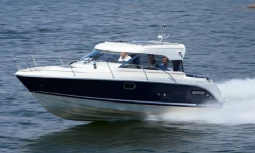Image of Aquador 23 HT for sale in Ireland for €64,950 (£57,259) DUN LAOGHAIRE, Ireland