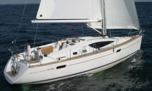 Image of Jeanneau Sun Odyssey 39 DS for sale in Ireland for €104,950 (£93,834) CORK, Ireland