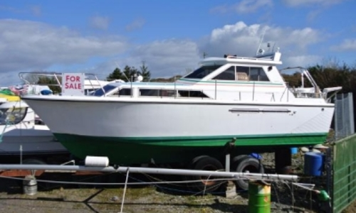 Image of Princess 33 for sale in Ireland for €49,950 (£44,859) CORK, Ireland