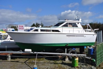 Princess 33 for sale in Ireland for €49,950 (£44,180)