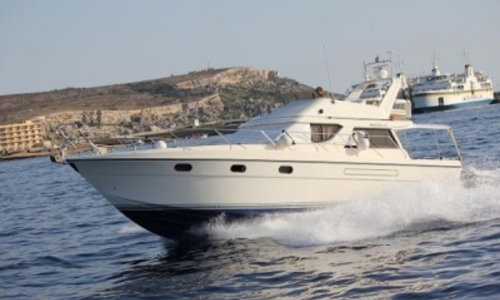 Image of Princess 415 for sale in Malta for €95,000 (£84,937) Malta