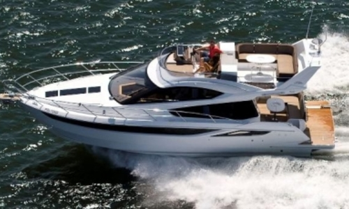 Image of Galeon 420 for sale in United Kingdom for €475,000 (£425,704) HAMPSHIRE, United Kingdom