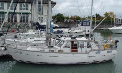 Image of Nauticat 38 for sale in Ireland for €245,000 (£216,179) DUBLIN, Ireland