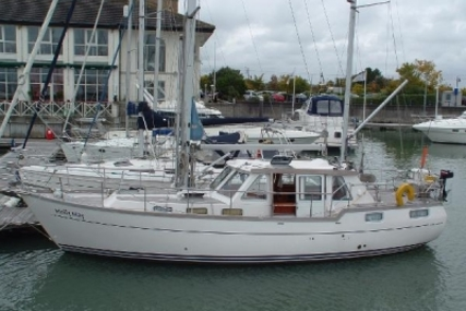 Nauticat 38 for sale in Ireland for €245,000 (£216,693)