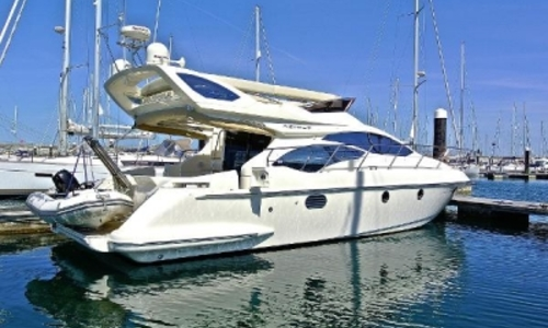 Image of Azimut 43 for sale in Ireland for €249,500 (£221,084) DUBLIN, Ireland