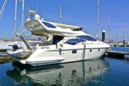 Azimut 43 for sale in Ireland for €224,950 (£195,781)