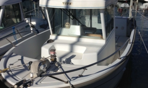Image of Beneteau Antares 700 Peche for sale in France for €25,000 (£22,074) LA GRANDE MOTTE, France