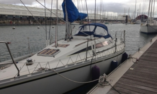 Image of Beneteau First 305 Lifting Keel for sale in France for €30,000 (£26,408) LA ROCHELLE, France