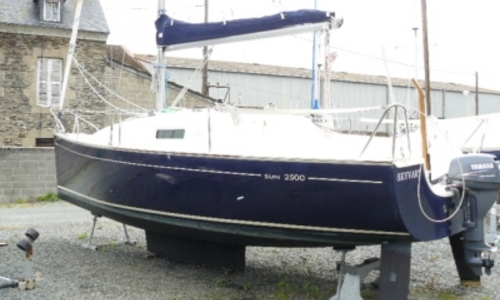 Image of Jeanneau Sun 2500 Lifting Keel for sale in France for €21,900 (£19,046) TREGUIER, France