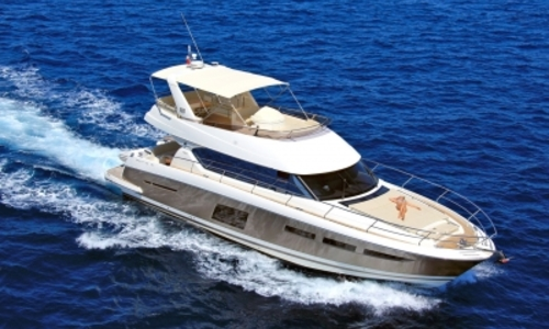 Image of Prestige 60 for sale in Greece for €480,000 (£429,123) GRECE, Greece