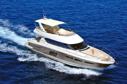 Prestige 60 for sale in Greece for €595,000 (£524,640)