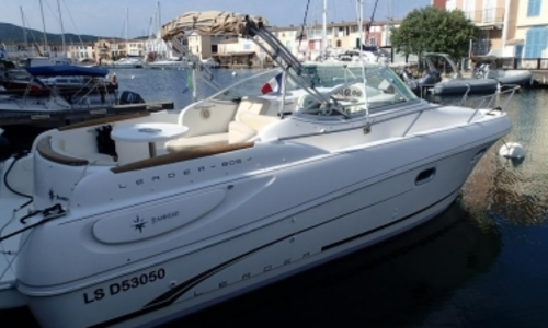 Image of Jeanneau Leader 805 for sale in France for €40,000 (£35,706) PORT GRIMAUD, France