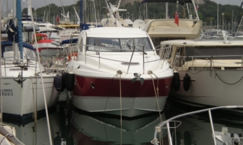 Image of Beneteau Monte Carlo 37 Hard Top for sale in France for €135,000 (£119,963) ANTIBES, France