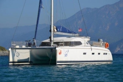 Nautitech 44 for sale in Turkey for €239,000 (£209,341)