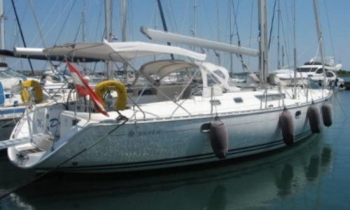 Image of Jeanneau Sun Odyssey 45.1 for sale in Croatia for €114,000 (£100,658) Croatia