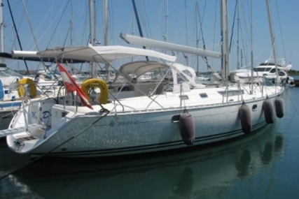 Jeanneau Sun Odyssey 45.1 for sale in Croatia for €114,000 (£101,450)