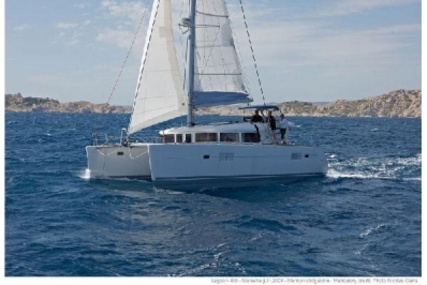 Lagoon 400 for sale in Croatia for €239,000 (£212,580)
