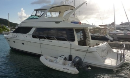 Image of Carver 570 for sale in Saint Martin for $469,000 (£353,482) CARIBBEAN, Saint Martin