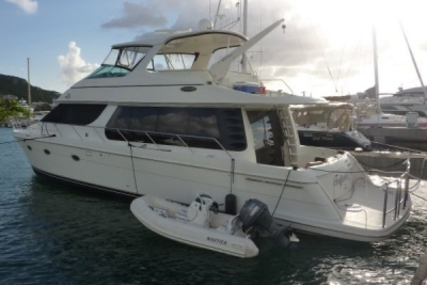 Carver CARVER 570 VOYAGER PILOTHOUSE for sale in Saint Martin for $469,000 (£337,804)
