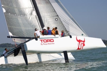 DESIGN CATAMARAN DESIGN 34 TORO for sale in Saint Martin for €135,000 (£117,605)