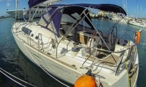 Image of Beneteau Oceanis 50 for sale in Saint Martin for €138,000 (£120,881) Saint Martin